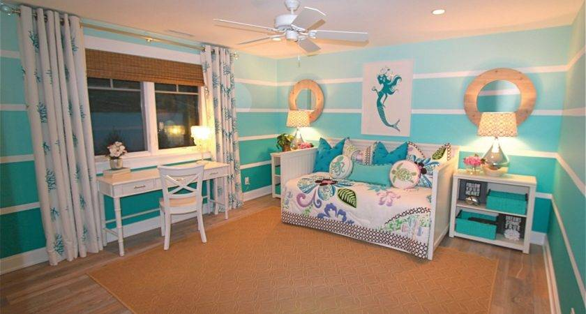 Tropical Bathroom Decor Beach Themed Teen Bedroom Ideas