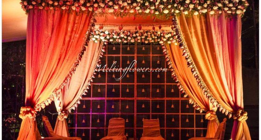 Try Out These New Trends Wedding Decorations