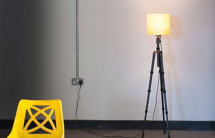 Turn Your Camera Gear Into Awesome Lamp Phlite