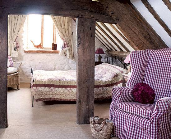 Turning Attic Into Bedroom Ideas Cozy Look