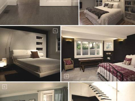 Turning Basement Into Bedroom Designs Ideas