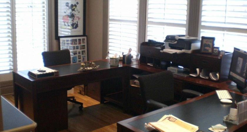 Two Person Desk Kids Computer Desks Office Chic