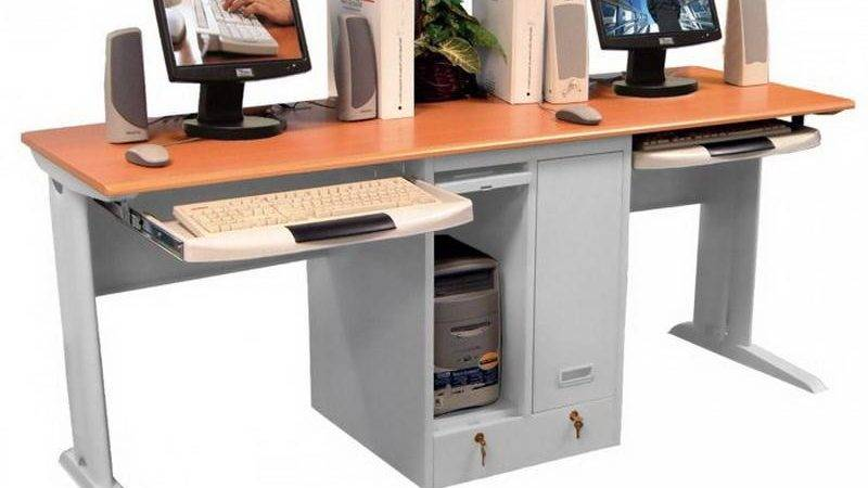 Two Person Workstation Office Home Homesfeed