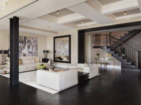 Two Sophisticated Luxury Apartments Includes Floor