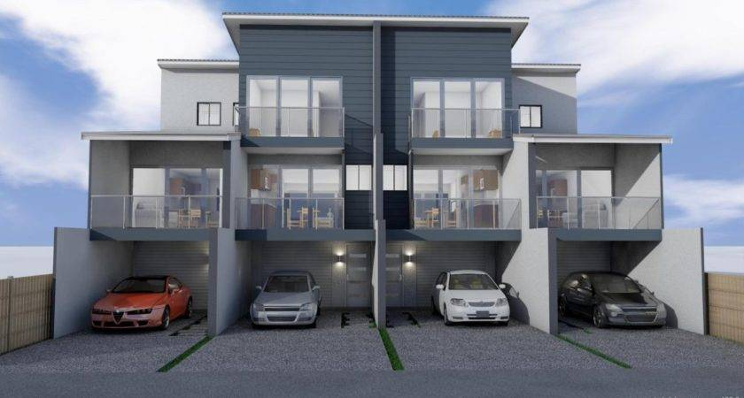 Two Storey Townhouse Interior Design Ahc
