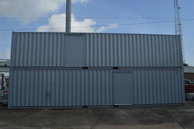 Two Story Shipping Containers Build Box Homes