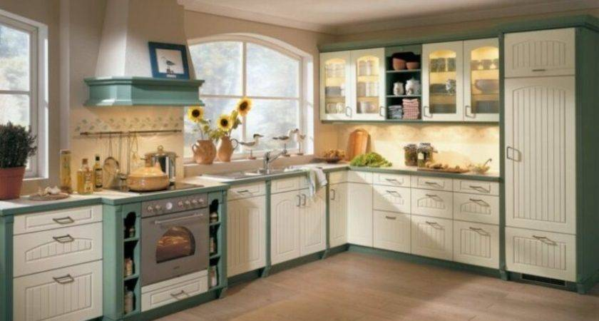 Two Tone Kitchen Cabinets Reinspire Your Favorite