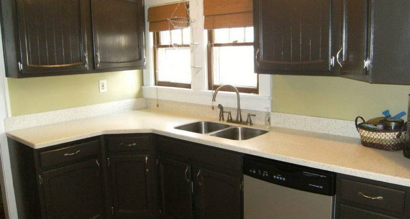 Two Tone Painted Kitchen Cabinets Ideas Home Design