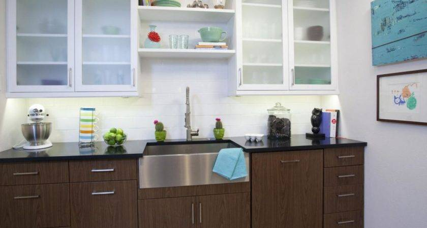 Two Toned Kitchen Cabinets Ideas Hgtv