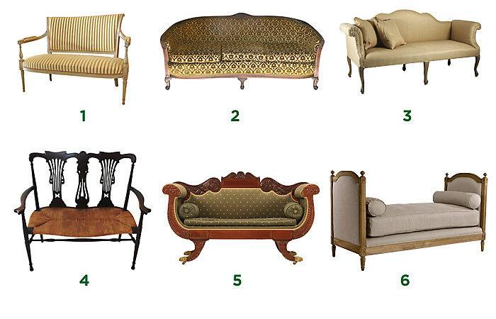 Types Furniture Styles Carehouse Info