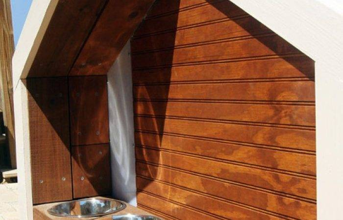 Ultra Chic Modern Dog Houses Pup Has