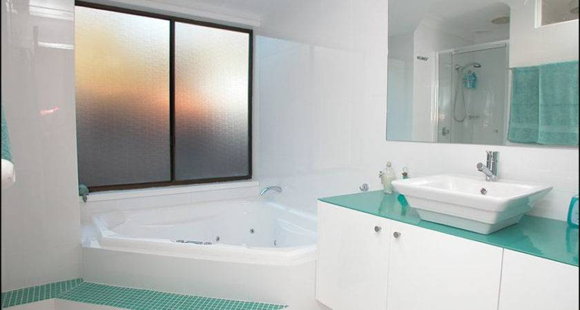 Ultra Modern Bathroom Design Interior