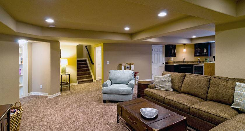 Umber Circle Basement Finished Company