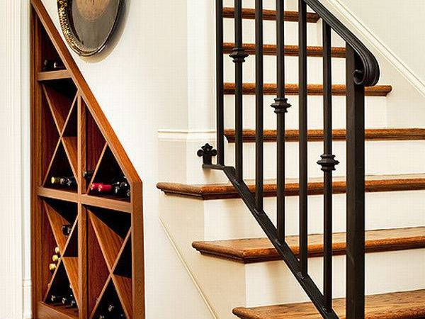 Under Stairs Storage Ideas Maximize Functional