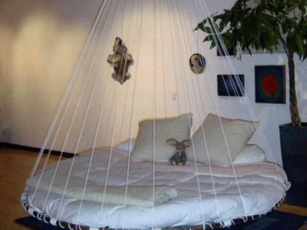 Unique Bed Designs Extravagantly Customized Bedroom