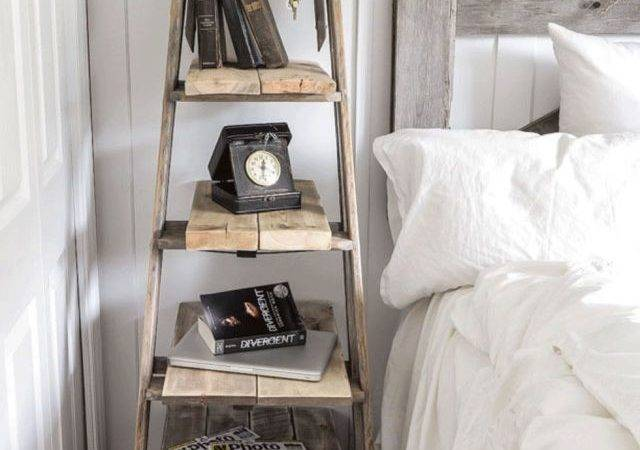 Unique Bedside Table Ideas Blow Your Mind