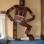Unique Book Shelves Shelving Units Creative Home