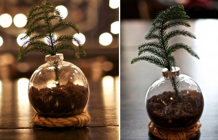 Unique Christmas Decorations Can Make Yourself