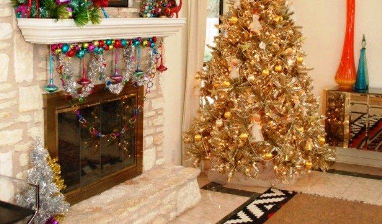 Unique Christmas Tree Decoration Ideas Inspired Luv