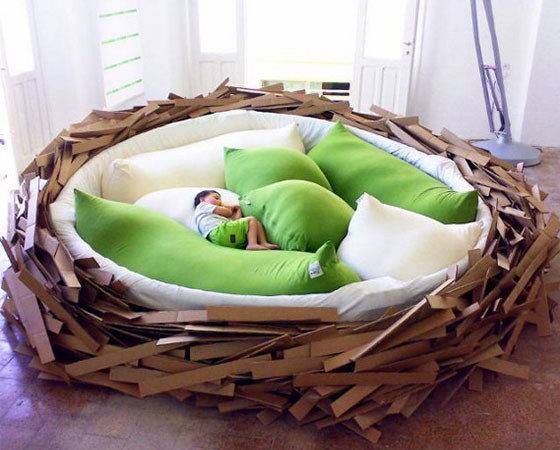 Unique Exotic Bed Designs Unusual Sleep