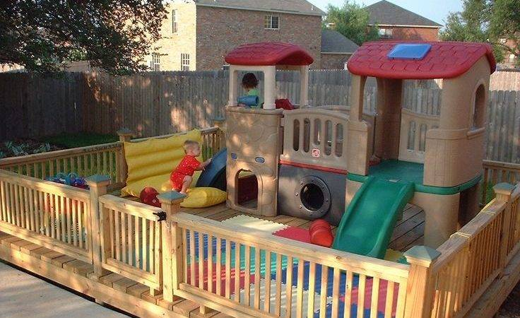 Unique Kids Play Spaces Ideas Pinterest Backyard