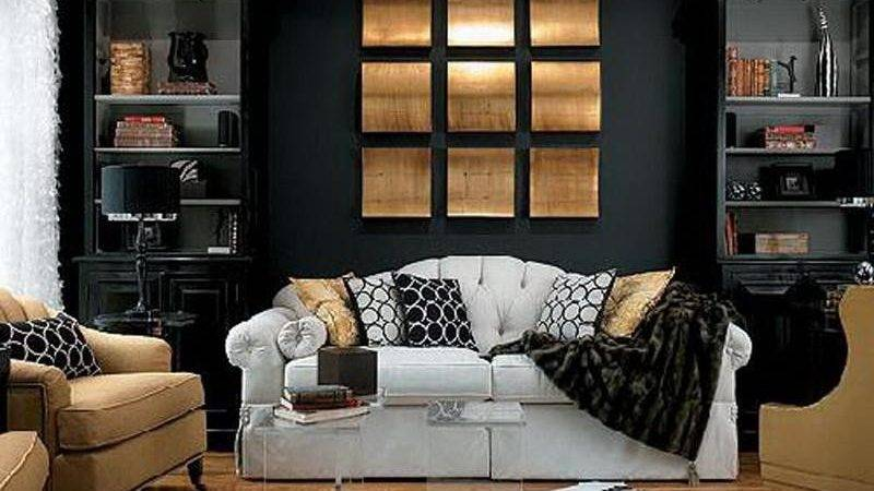 Unique Modern Paint Ideas Living Room Decozilla