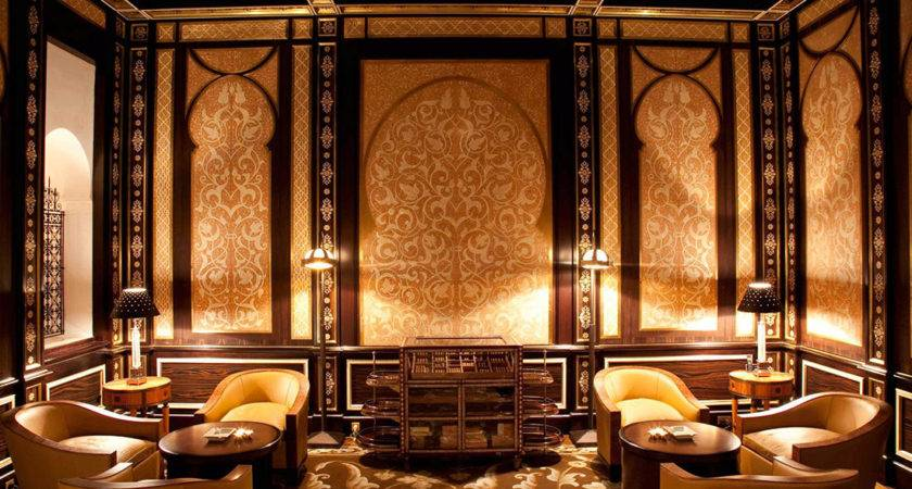 Unique Moroccan Art Deco Interior Design Ideas Living