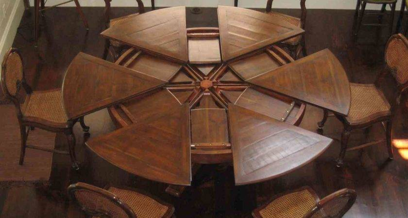 Unique Round Dining Table Callforthedream