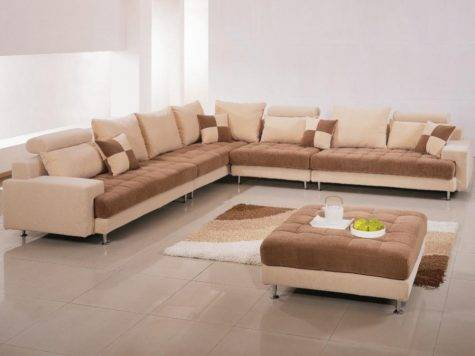 Unique Sectional Sofas Bringing Exciting Decor