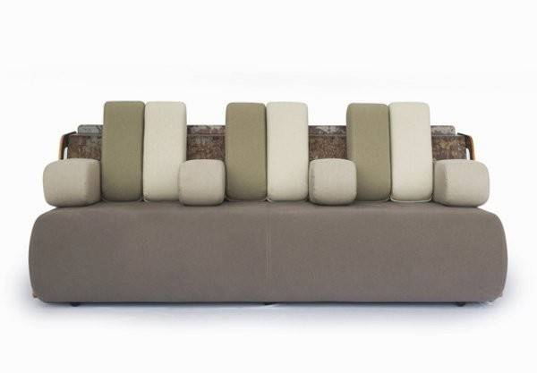 Unique Sofa Backrest Can Converted Into