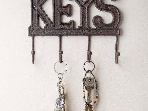 Unique Wall Key Holders Hook Racks