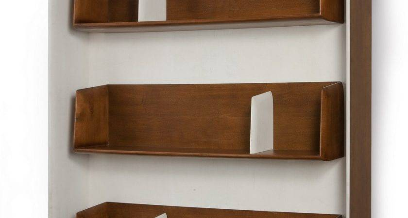 Unique Wall Shelves Designs Stylish Home