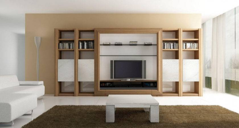 Unit Design Small Living Room Home Interior Wall