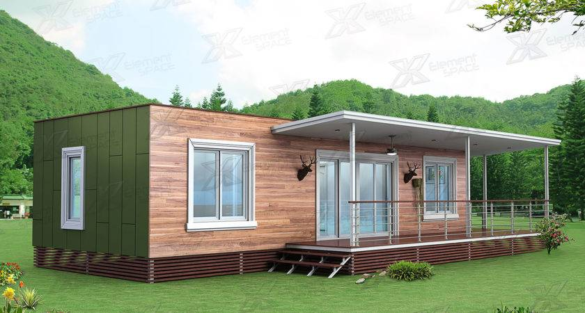 Unit Shipping Container Homes Pop
