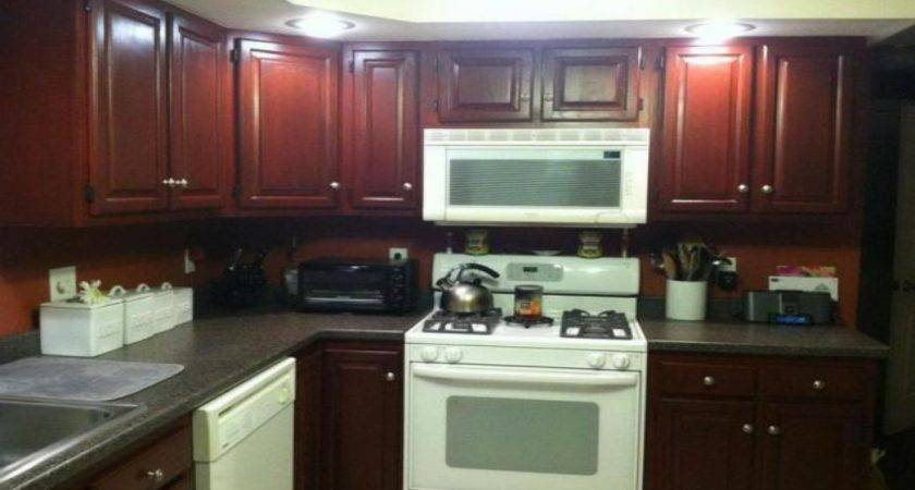 Updating Kitchen Cabinets Rustic Painted