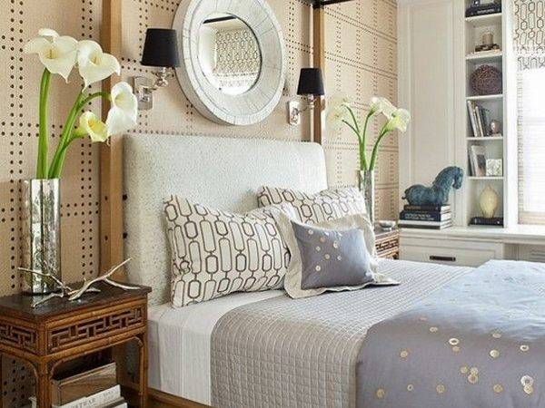 Upholstered Headboard Decorative Accent Bedroom