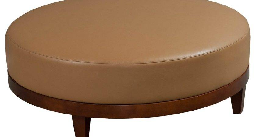 Used Ottoman Hbf Leather National Office