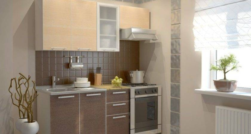 Useful Tips Small Kitchen Interiors House Decoration
