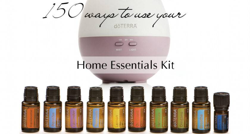 Uses Doterra Home Essentials Kit Healing