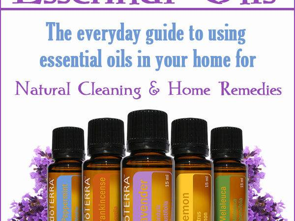 Using Essential Oils Natural Cleaning Home Remedies