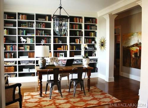 Using Your Dining Room Home Office Could