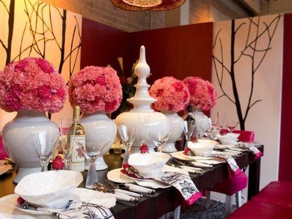 Valentine Day Party Decor Ideas