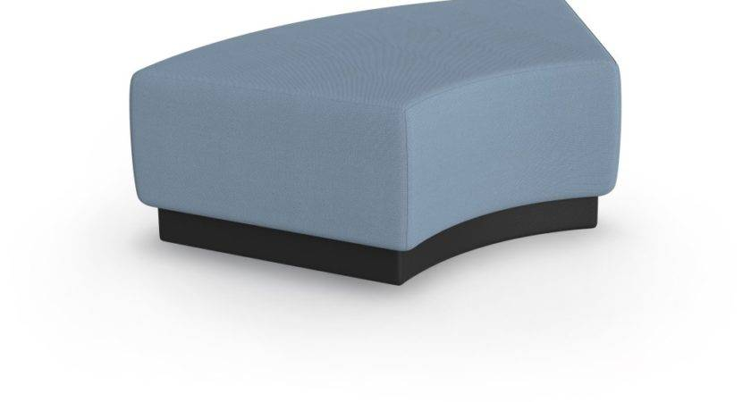 Variable Height Soft Seating Bench Ottoman Mooreco Inc