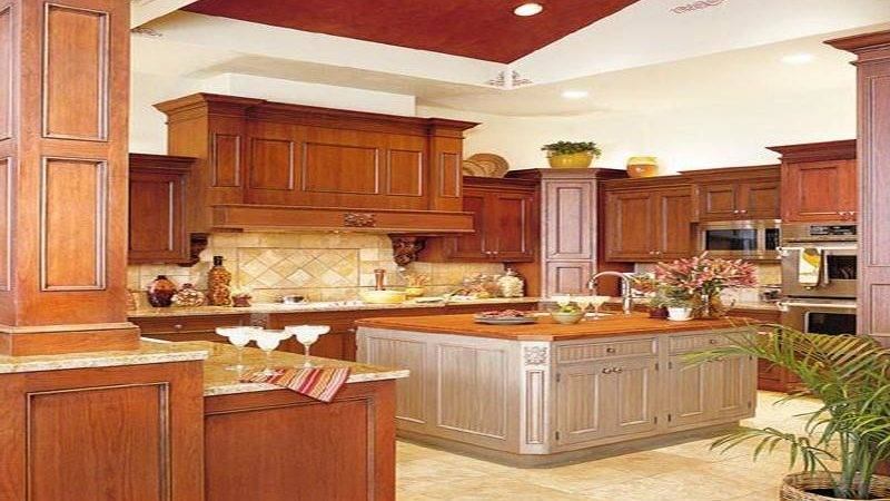 Vaulted Ceiling Kitchen Ideas Maple