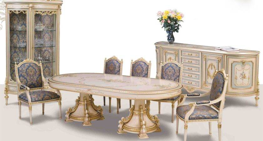 Venetian Style Display Best European Made Furniture