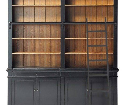 Versailles Bookcase Traditional Bookcases Maisons