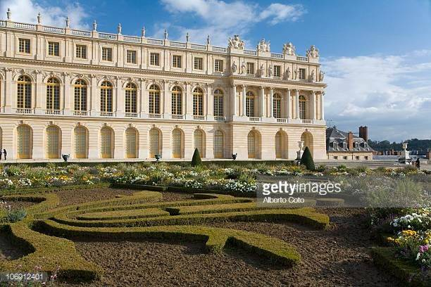 Versailles Photos Getty