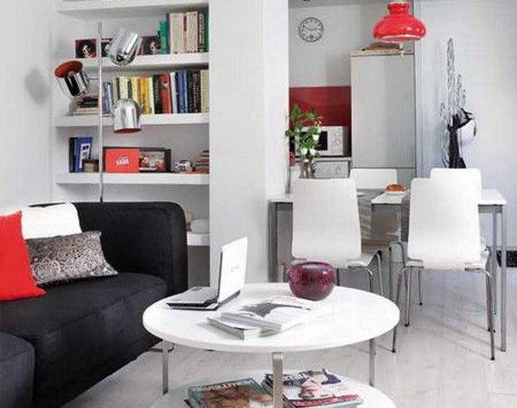 Very Small Apartment Design Ideas