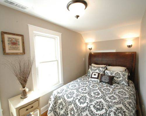 Very Small Bedroom Home Design Ideas Remodel
