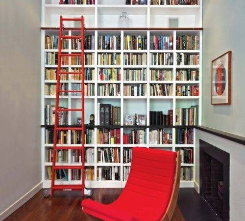 Very Small Library Room Houzz